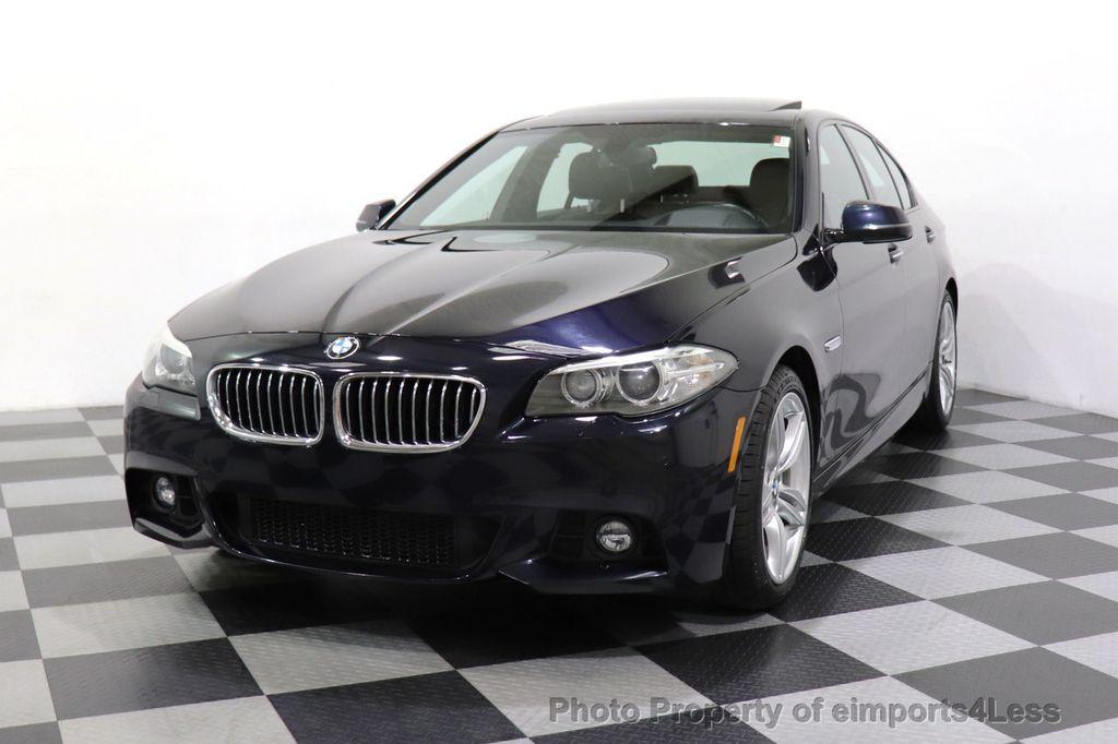 2015 BMW 5 Series CERTIFIED 535i xDrive AWD PREMIUM M SPORT HUD NAV CAM - 18346385 - 35