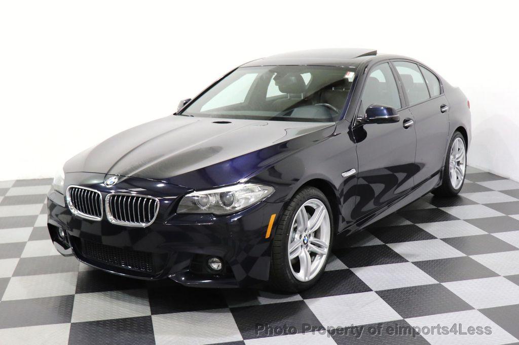 2015 BMW 5 Series CERTIFIED 535i xDrive AWD PREMIUM M SPORT HUD NAV CAM - 18346385 - 44