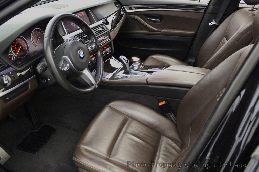 2015 BMW 5 Series CERTIFIED 535i xDrive AWD PREMIUM M SPORT HUD NAV CAM - 18346385 - 5