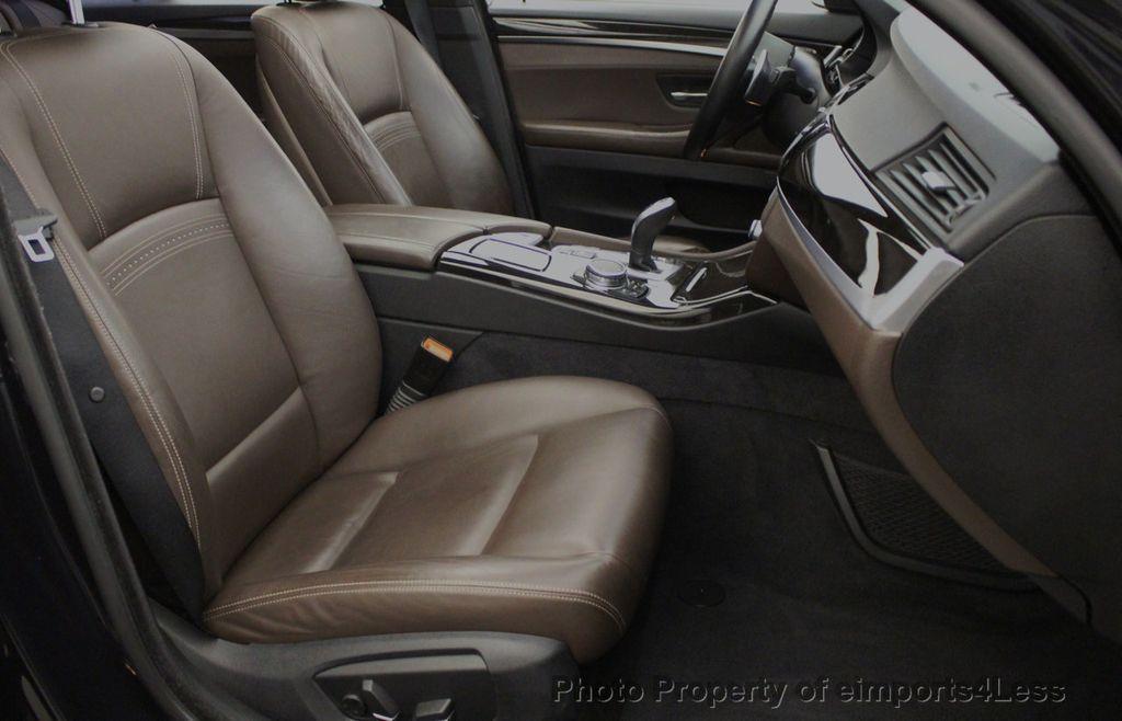 2015 BMW 5 Series CERTIFIED 535i xDrive AWD PREMIUM M SPORT HUD NAV CAM - 18346385 - 6