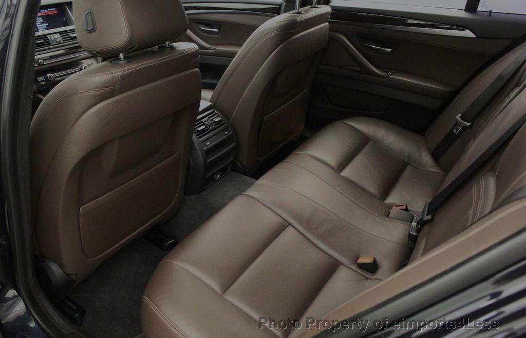 2015 BMW 5 Series CERTIFIED 535i xDrive AWD PREMIUM M SPORT HUD NAV CAM - 18346385 - 7