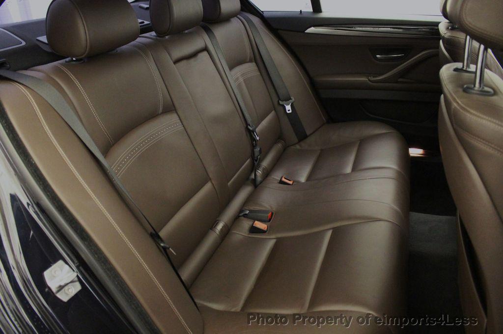2015 BMW 5 Series CERTIFIED 535i xDrive AWD PREMIUM M SPORT HUD NAV CAM - 18346385 - 8