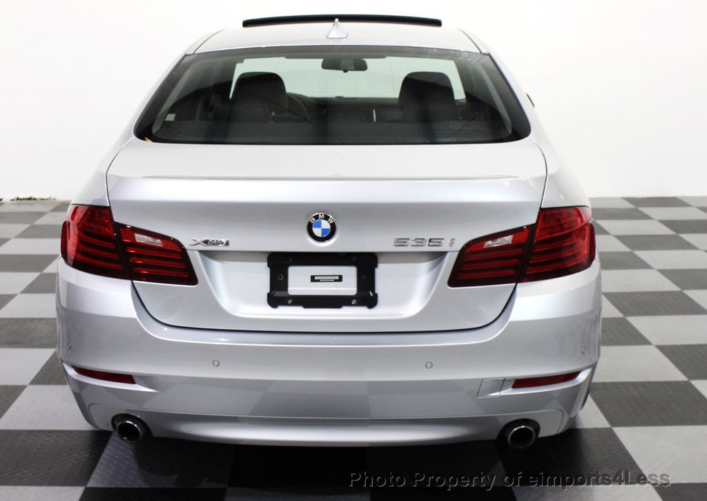 2015 used bmw 5 series certified 535i xdrive awd sedan driver assist navi at eimports4less. Black Bedroom Furniture Sets. Home Design Ideas
