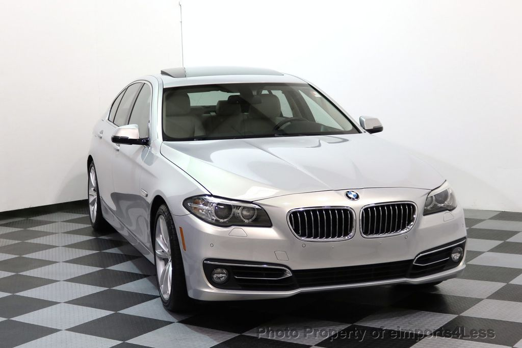 2015 BMW 5 Series CERTIFIED 535i xDRIVE Luxury Line AWD CAMERA HK NAVI - 17614196 - 32