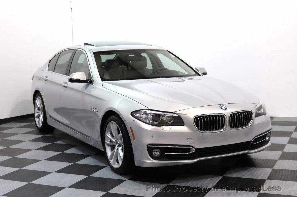 2015 BMW 5 Series CERTIFIED 535i xDRIVE Luxury Line AWD CAMERA HK NAVI - 17614196 - 52