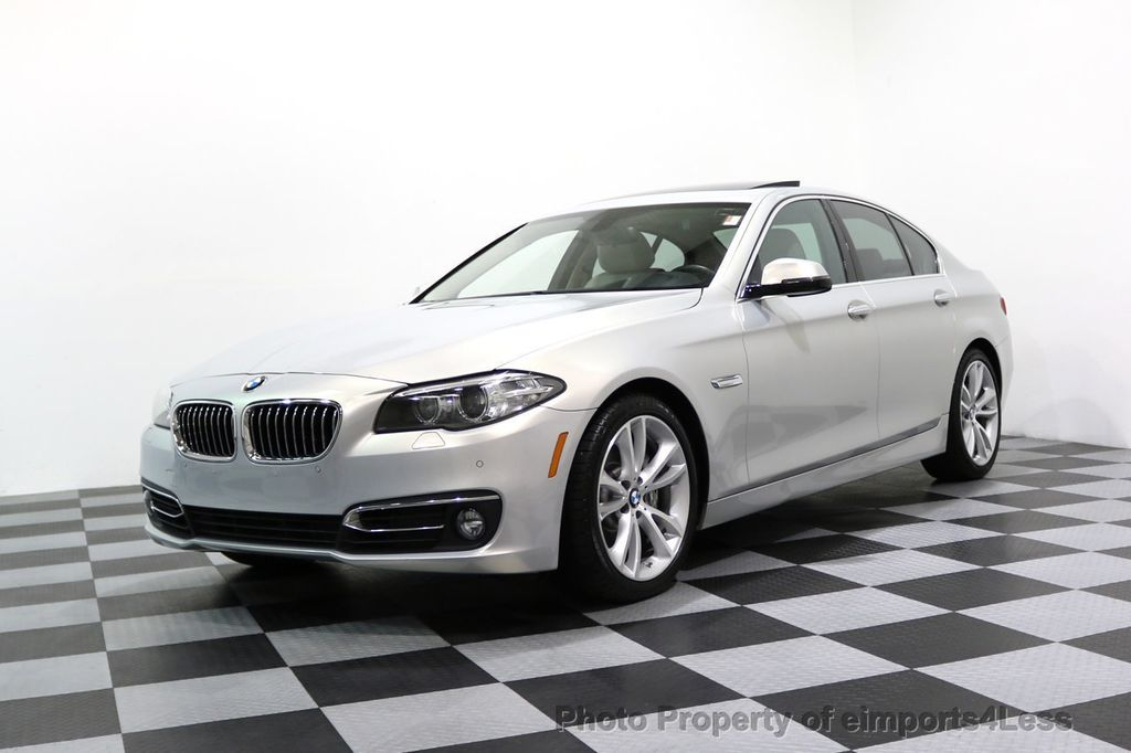 2015 BMW 5 Series CERTIFIED 535i xDRIVE Luxury Line AWD CAMERA HK NAVI - 17614196 - 60