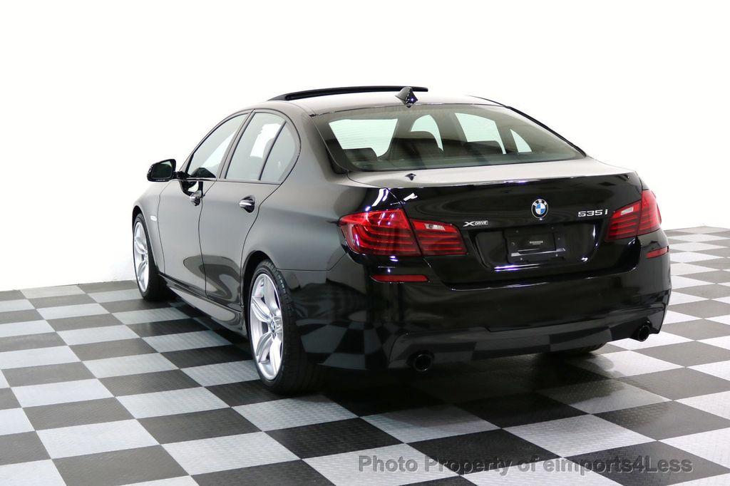 2015 BMW 5 Series CERTIFIED 535i xDRIVE M Sport AWD CAMERA HK NAVI - 17537718 - 16