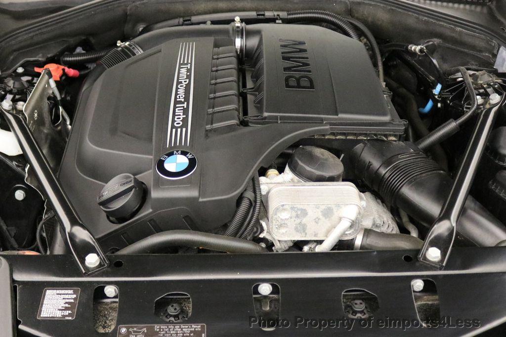 2015 BMW 5 Series CERTIFIED 535i xDRIVE M Sport AWD CAMERA HK NAVI - 17537718 - 19