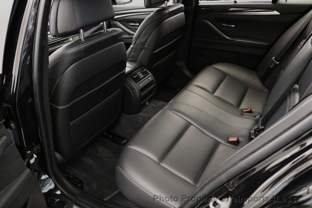 2015 BMW 5 Series CERTIFIED 535i xDRIVE M Sport AWD CAMERA HK NAVI - 17537718 - 24
