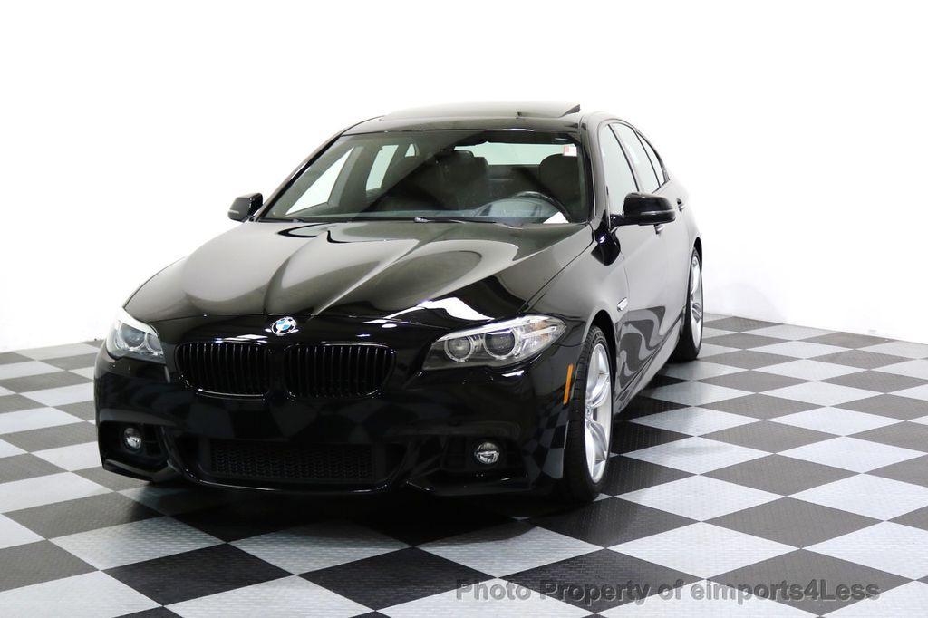 2015 BMW 5 Series CERTIFIED 535i xDRIVE M Sport AWD CAMERA HK NAVI - 17537718 - 29