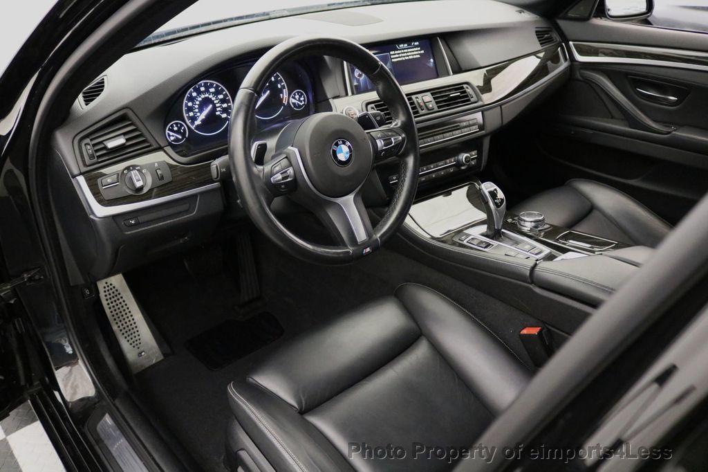 2015 BMW 5 Series CERTIFIED 535i xDRIVE M Sport AWD CAMERA HK NAVI - 17537718 - 34