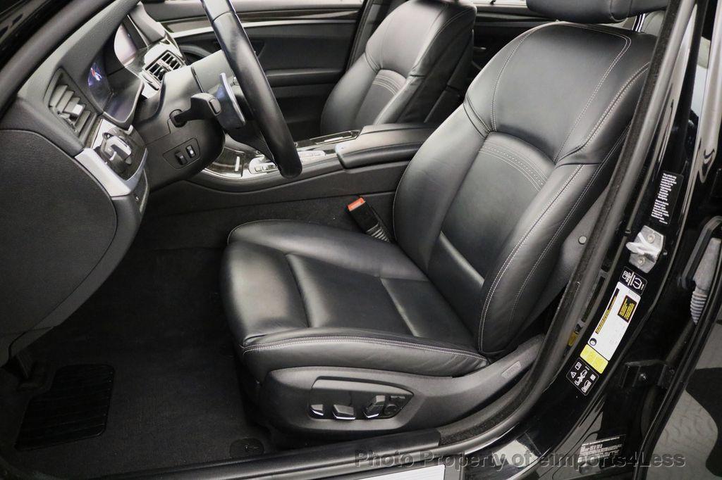 2015 BMW 5 Series CERTIFIED 535i xDRIVE M Sport AWD CAMERA HK NAVI - 17537718 - 36