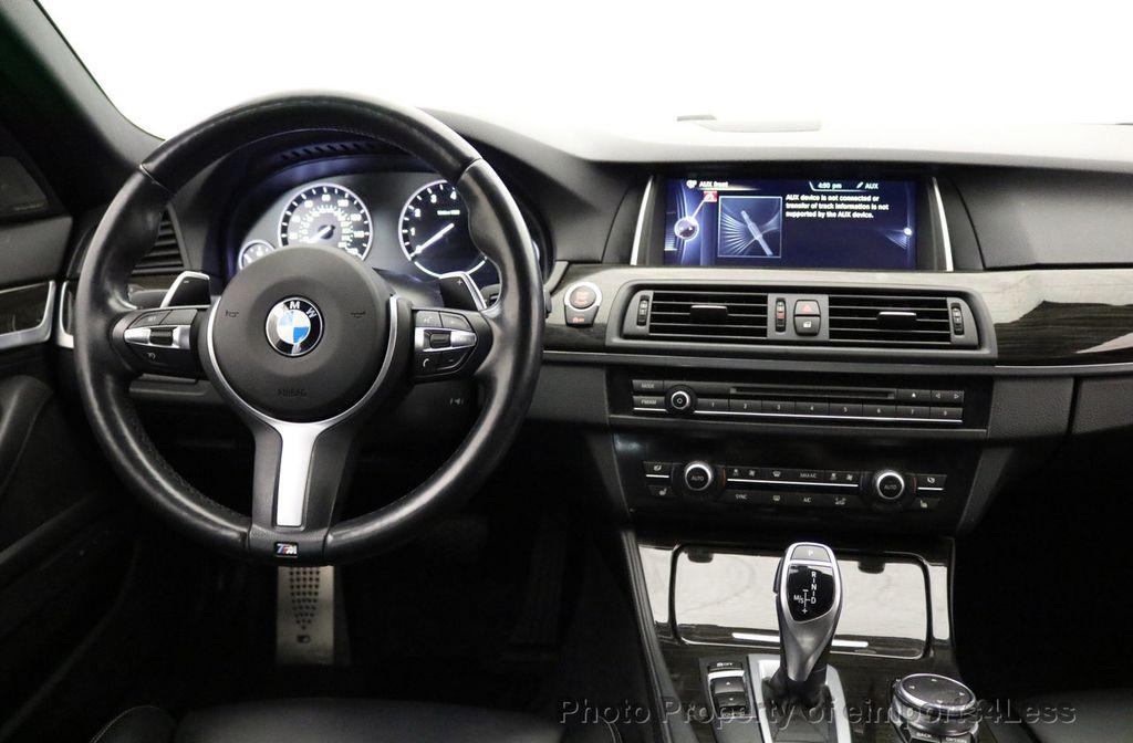 2015 BMW 5 Series CERTIFIED 535i xDRIVE M Sport AWD CAMERA HK NAVI - 17537718 - 37