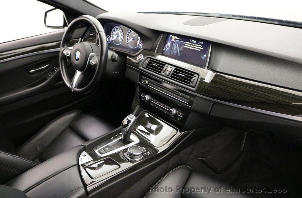 2015 BMW 5 Series CERTIFIED 535i xDRIVE M Sport AWD CAMERA HK NAVI - 17537718 - 38