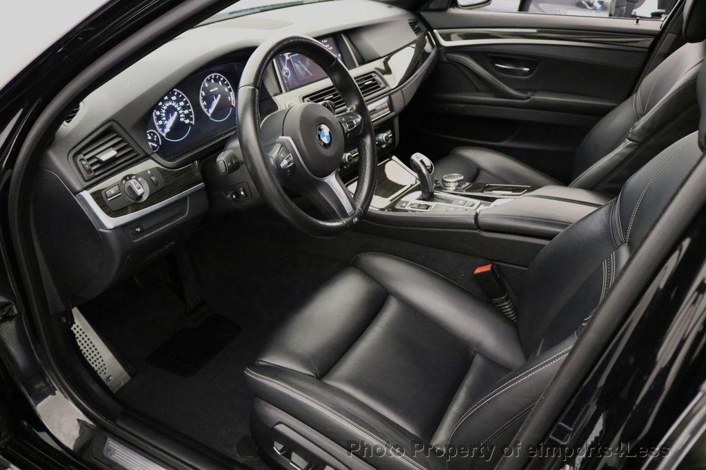 2015 BMW 5 Series CERTIFIED 535i xDRIVE M Sport AWD CAMERA HK NAVI - 17537718 - 49