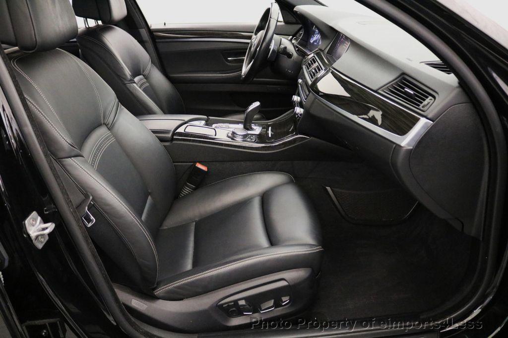 2015 BMW 5 Series CERTIFIED 535i xDRIVE M Sport AWD CAMERA HK NAVI - 17537718 - 50