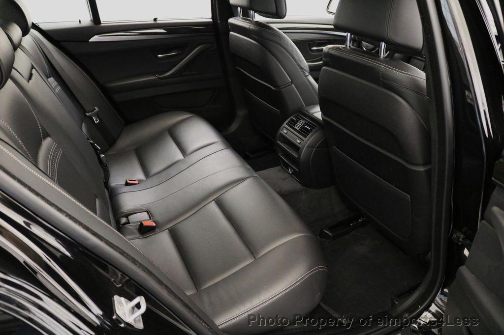 2015 BMW 5 Series CERTIFIED 535i xDRIVE M Sport AWD CAMERA HK NAVI - 17537718 - 52