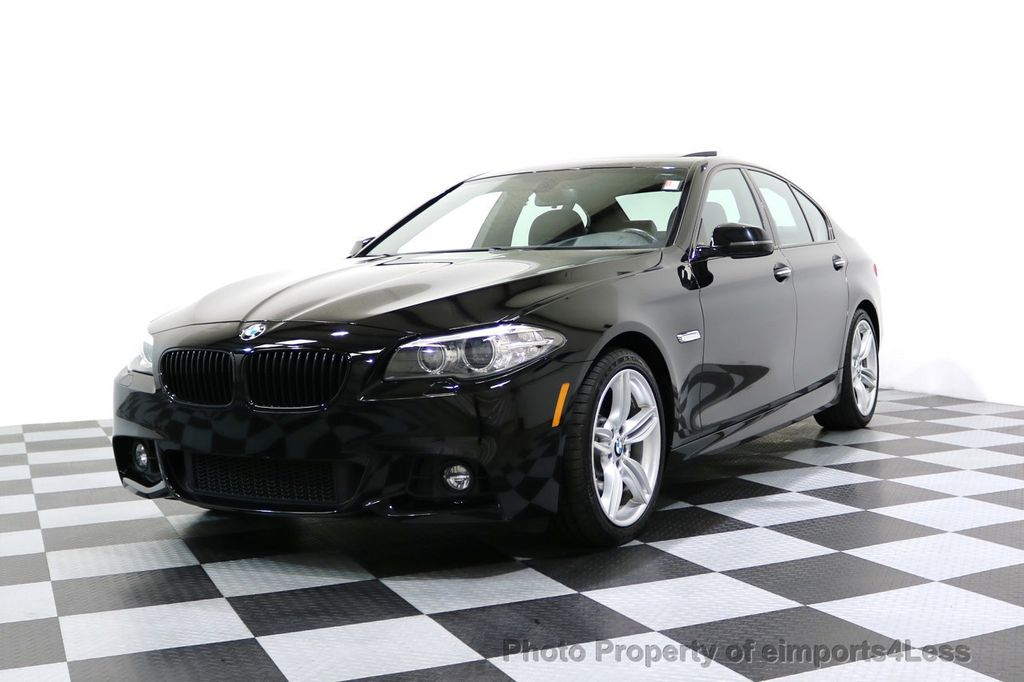 2015 BMW 5 Series CERTIFIED 535i xDRIVE M Sport AWD CAMERA HK NAVI - 17537718 - 53