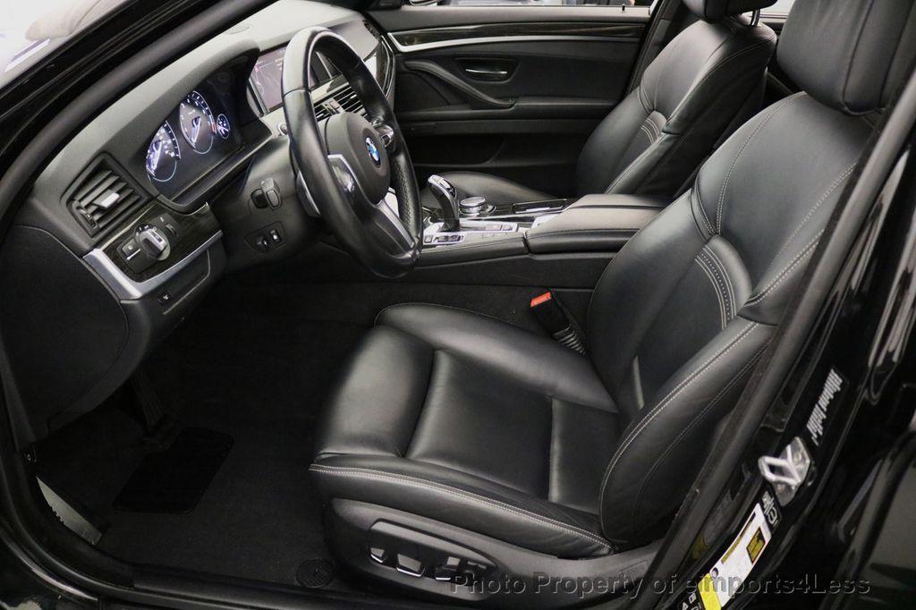 2015 BMW 5 Series CERTIFIED 535i xDRIVE M Sport AWD CAMERA HK NAVI - 17537718 - 7