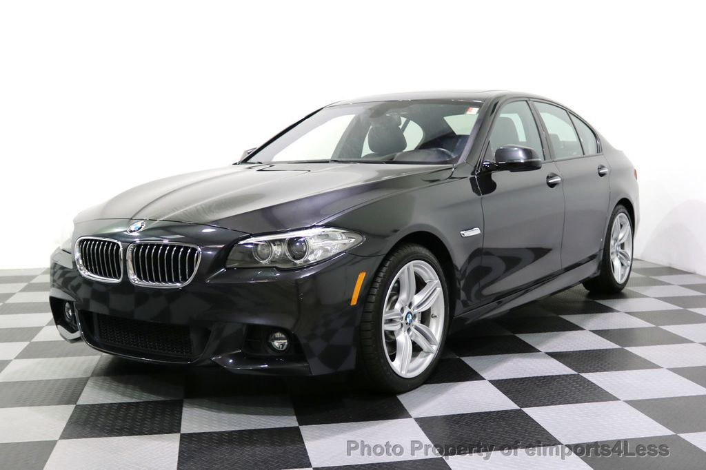 2015 BMW 5 Series CERTIFIED 535i xDRIVE M Sport Package AWD  - 17775876 - 14