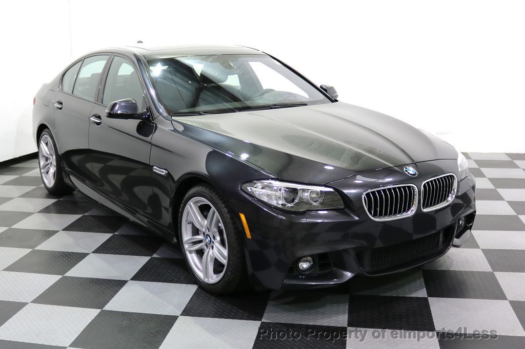2015 BMW 5 Series CERTIFIED 535i xDRIVE M Sport Package AWD  - 17775876 - 15