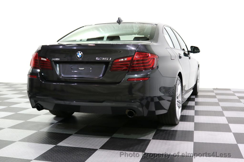 2015 BMW 5 Series CERTIFIED 535i xDRIVE M Sport Package AWD  - 17775876 - 18