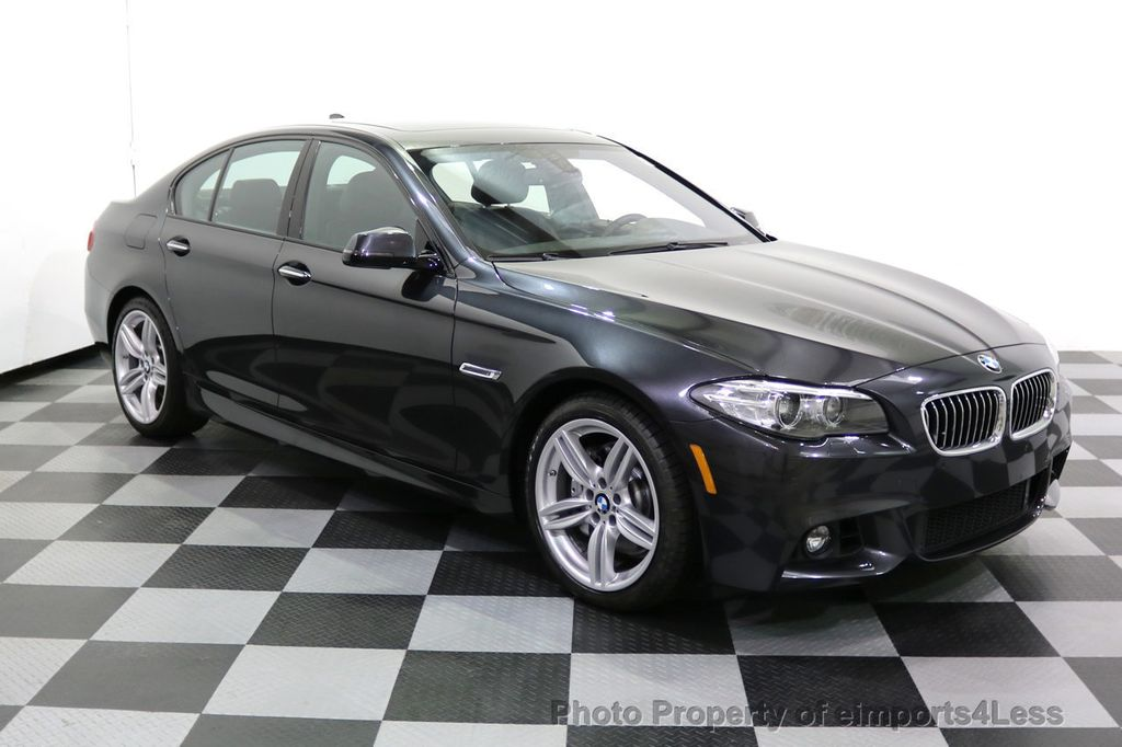 2015 BMW 5 Series CERTIFIED 535i xDRIVE M Sport Package AWD  - 17775876 - 1