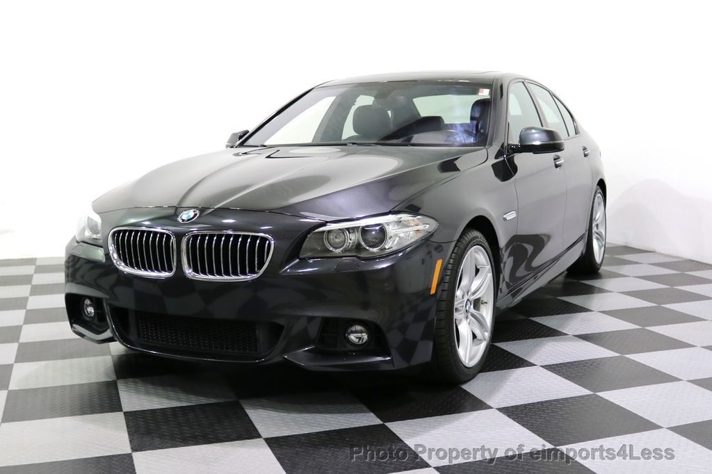 2015 BMW 5 Series CERTIFIED 535i xDRIVE M Sport Package AWD  - 17775876 - 28
