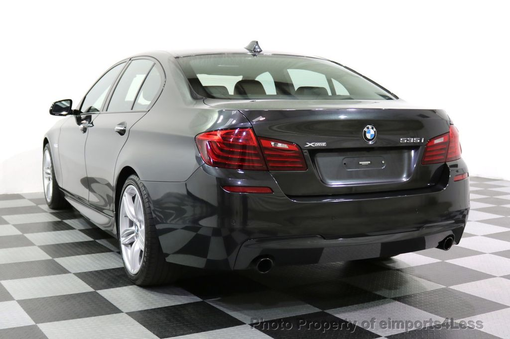 2015 BMW 5 Series CERTIFIED 535i xDRIVE M Sport Package AWD  - 17775876 - 2