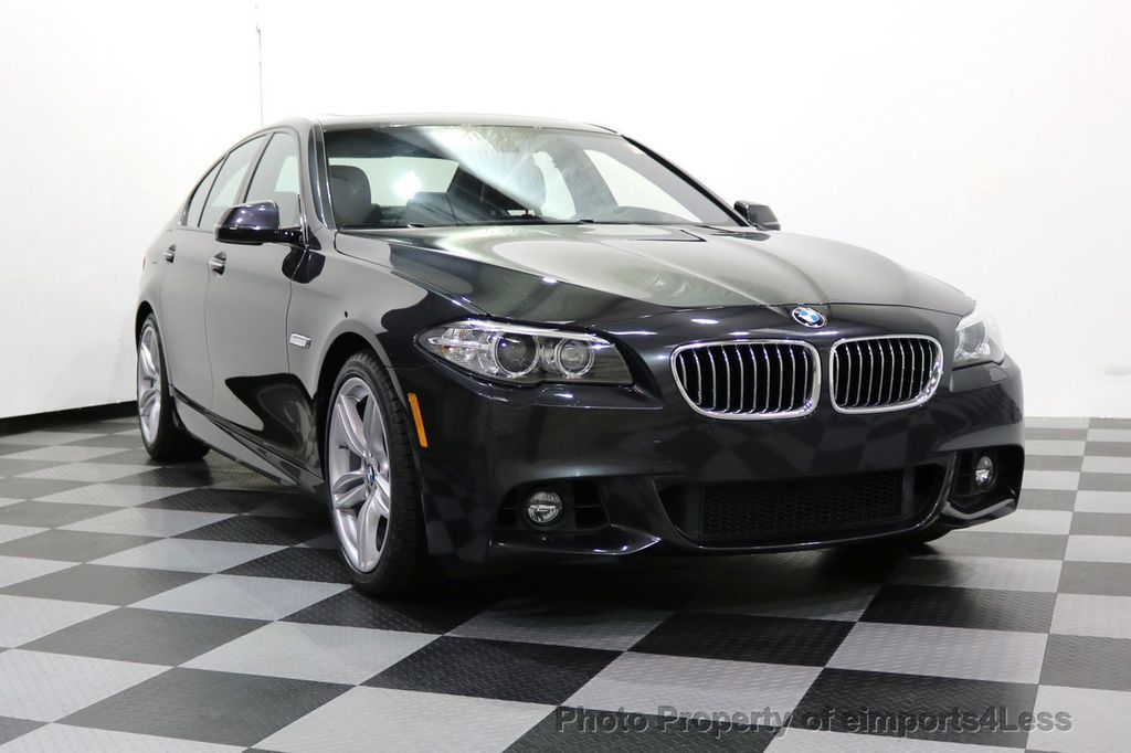 2015 BMW 5 Series CERTIFIED 535i xDRIVE M Sport Package AWD  - 17775876 - 29