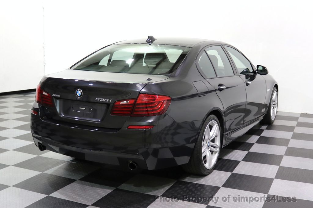 2015 BMW 5 Series CERTIFIED 535i xDRIVE M Sport Package AWD  - 17775876 - 3