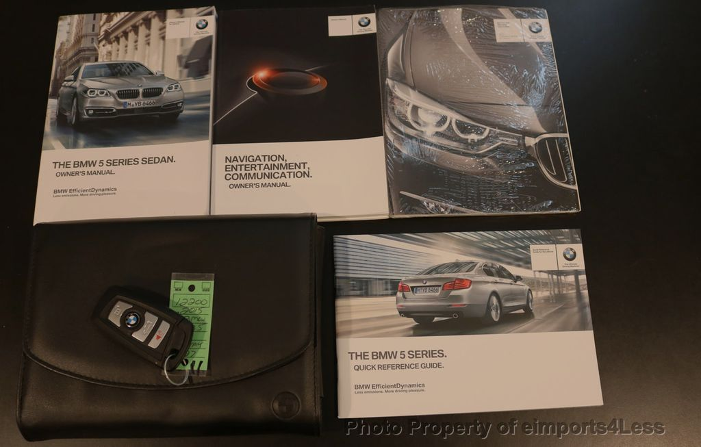 2015 BMW 5 Series CERTIFIED 535i xDRIVE M Sport Package AWD  - 17775876 - 40