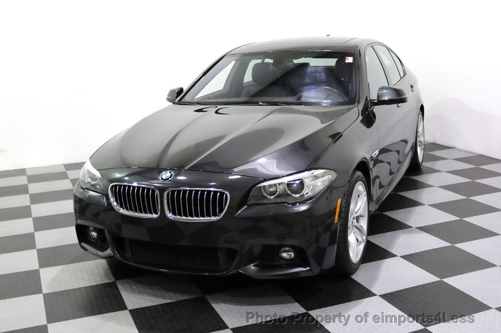 2015 BMW 5 Series CERTIFIED 535i xDRIVE M Sport Package AWD  - 17775876 - 44