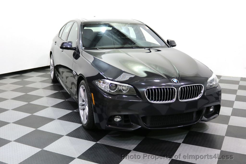2015 BMW 5 Series CERTIFIED 535i xDRIVE M Sport Package AWD  - 17775876 - 45