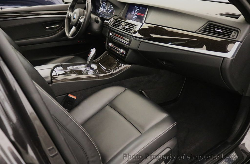 2015 BMW 5 Series CERTIFIED 535i xDRIVE M Sport Package AWD  - 17775876 - 49