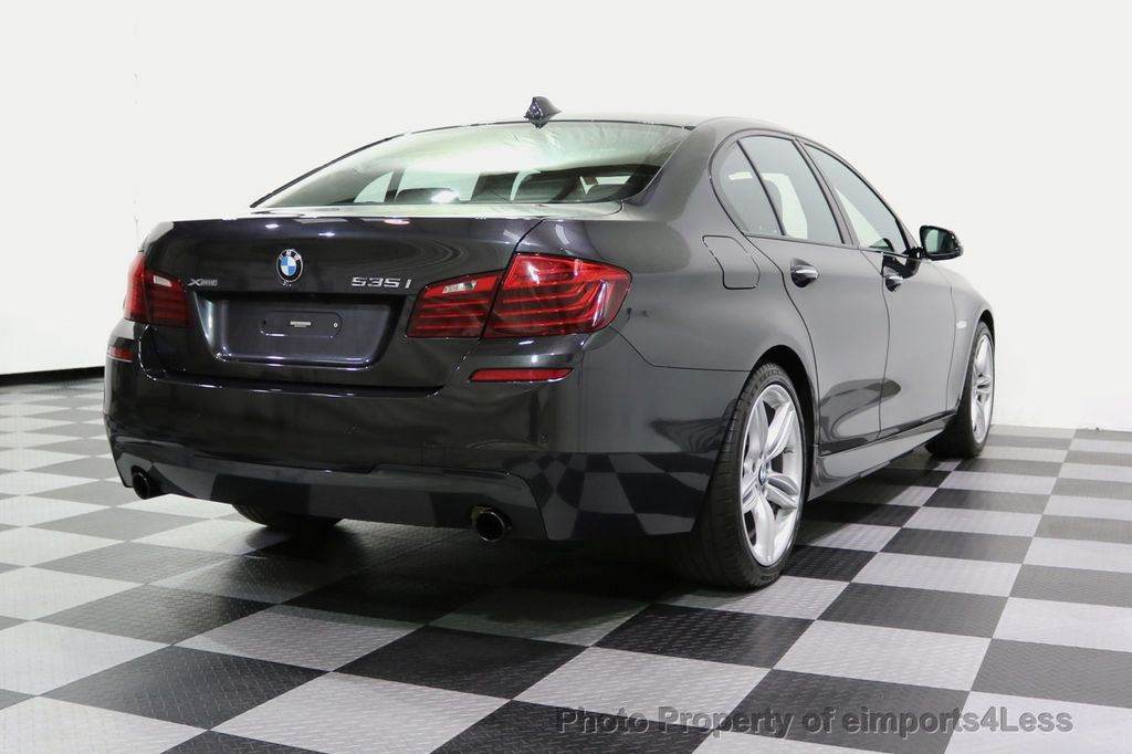 2015 BMW 5 Series CERTIFIED 535i xDRIVE M Sport Package AWD  - 17775876 - 55