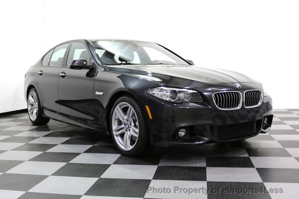 2015 BMW 5 Series CERTIFIED 535i xDRIVE M Sport Package AWD  - 17775876 - 56