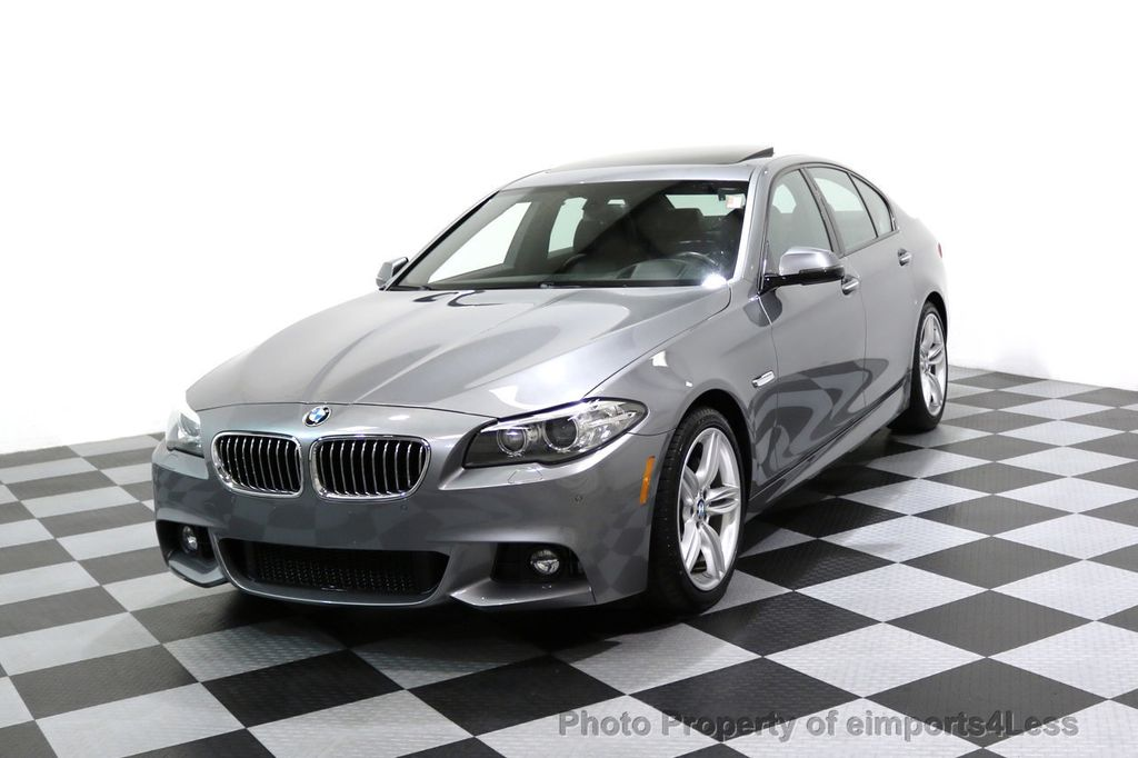 2015 used bmw 5 series certified 535i xdrive m sport package awd camera navi at eimports4less. Black Bedroom Furniture Sets. Home Design Ideas