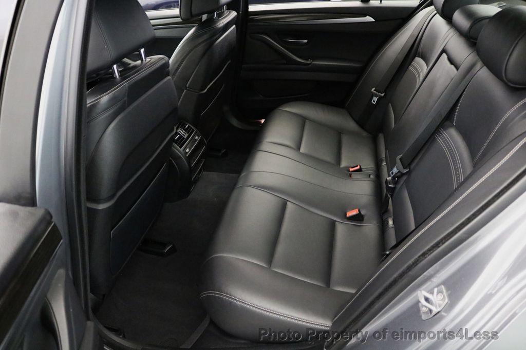 2015 BMW 5 Series CERTIFIED 535i xDRIVE M Sport Package AWD CAMERA NAVI - 17425276 - 9