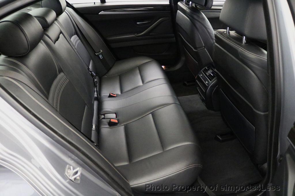 2015 BMW 5 Series CERTIFIED 535i xDRIVE M Sport Package AWD CAMERA NAVI - 17425276 - 10