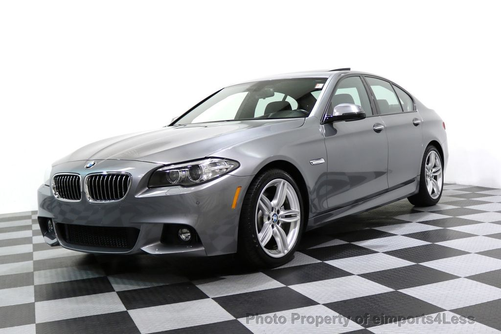 2015 BMW 5 Series CERTIFIED 535i xDRIVE M Sport Package AWD CAMERA NAVI - 17425276 - 14