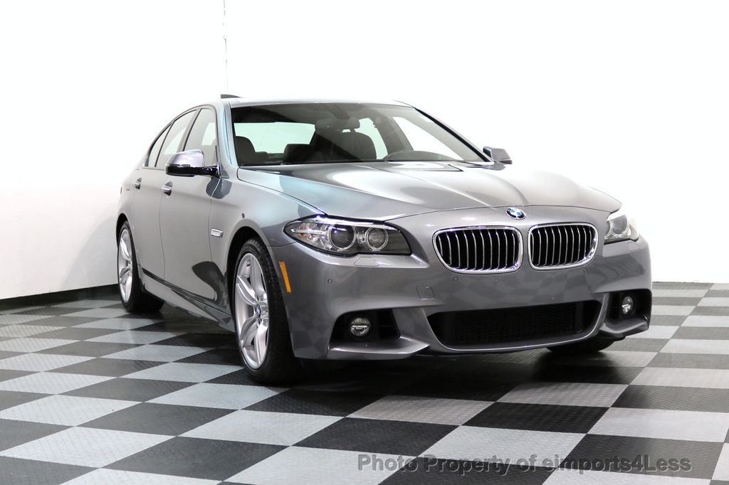 2015 BMW 5 Series CERTIFIED 535i xDRIVE M Sport Package AWD CAMERA NAVI - 17425276 - 15