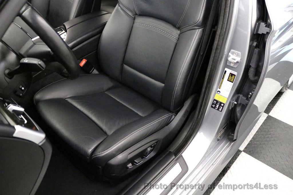 2015 BMW 5 Series CERTIFIED 535i xDRIVE M Sport Package AWD CAMERA NAVI - 17425276 - 23