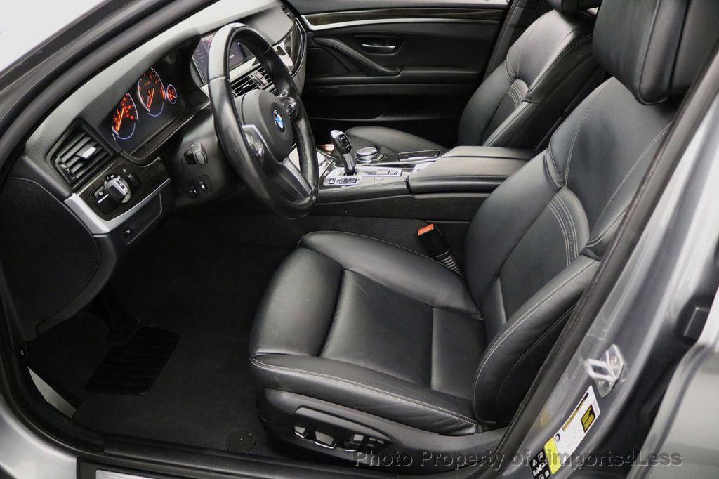 2015 BMW 5 Series CERTIFIED 535i xDRIVE M Sport Package AWD CAMERA NAVI - 17425276 - 25