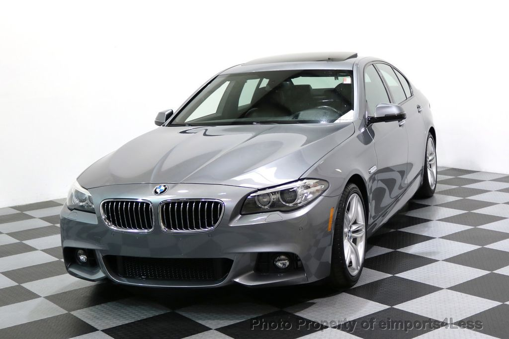2015 BMW 5 Series CERTIFIED 535i xDRIVE M Sport Package AWD CAMERA NAVI - 17425276 - 30