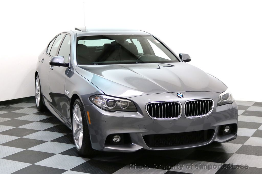 2015 BMW 5 Series CERTIFIED 535i xDRIVE M Sport Package AWD CAMERA NAVI - 17425276 - 31