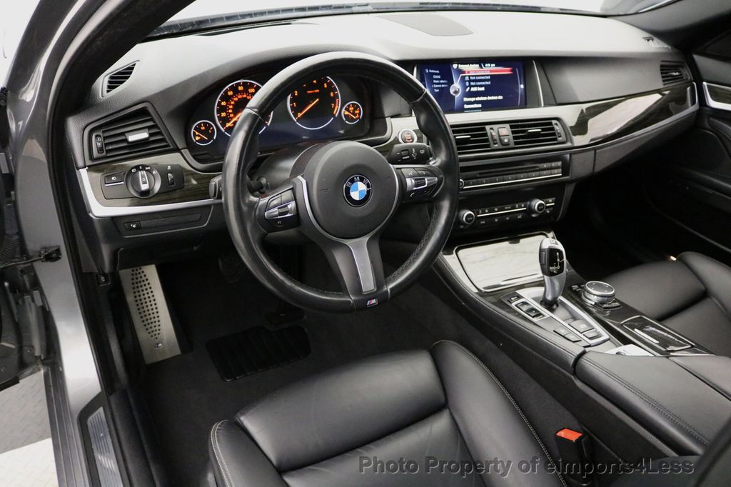 2015 BMW 5 Series CERTIFIED 535i xDRIVE M Sport Package AWD CAMERA NAVI - 17425276 - 35