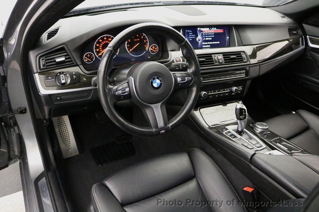 2015 BMW 5 Series CERTIFIED 535i xDRIVE M Sport Package AWD CAMERA NAVI - 17425276 - 35