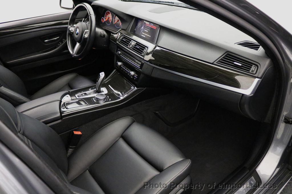 2015 BMW 5 Series CERTIFIED 535i xDRIVE M Sport Package AWD CAMERA NAVI - 17425276 - 36