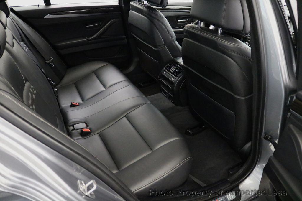2015 BMW 5 Series CERTIFIED 535i xDRIVE M Sport Package AWD CAMERA NAVI - 17425276 - 38